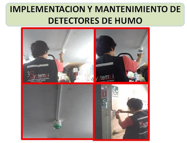 Implementacion y mantenimiento de detectores de humo 3 - Detectores de humo ...